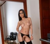 Julia De Lucia - Sexy Summer Trainee - DPFanatics 5