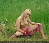The pink scarf - Maya 6