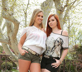 Angell Summers & Eva Parcker 2