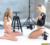 Lily Rader, Naomi Woods - Between Her Legs- We Live Together 9