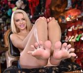 Staci Carr - Dressing Room Naughtiness - Footsie Babes 5