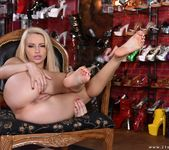 Staci Carr - Dressing Room Naughtiness - Footsie Babes 10