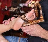 Staci Carr - Dressing Room Naughtiness - Footsie Babes 18