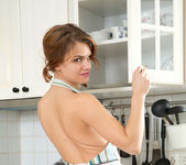 Gerda kitchen fun - Nubiles 2