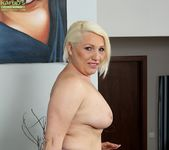 Mature Blonde Netty - Karup's Older Women 3
