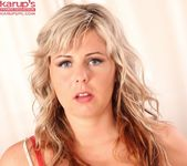 Becky Kosner - blonde with a vibrator 3