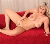Becky Kosner - blonde with a vibrator 15