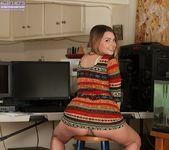 Cali Hayes undressing 5