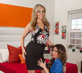 Jessica Jaymes, Julia Ann - Seduced By A Cougar 2