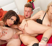Jessica Jaymes, Julia Ann - Seduced By A Cougar 23