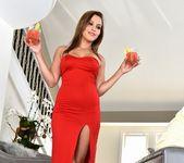 Karter Foxx - Lady in Red - Footsie Babes 8