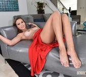 Karter Foxx - Lady in Red - Footsie Babes 25