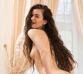 Erika Rose nude in black stockings 12