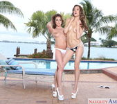 Christiana Cinn, Mila Blaze - 2 Chicks Same Time 3
