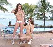 Christiana Cinn, Mila Blaze - 2 Chicks Same Time 4