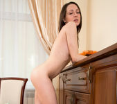Cali high on the furniture - Nubiles 12