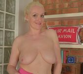 Jade Wilson - mature blonde getting naked 5