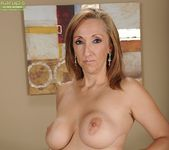 Missy Botellio - cougar spreading on the couch 7