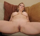Missy Botellio - cougar spreading on the couch 14