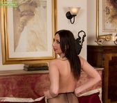 Tracey Lain - milf and stockings in the bedroom 11