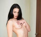 Zelda naked in the bedroom - Nubiles 20