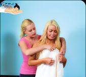 Squeeze My Boobs - Jayden - All Girl Nude Massage 2