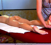 Young Naked Massage - Claire - All Girl Nude Massage 8
