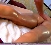 Young Naked Massage - Claire - All Girl Nude Massage 9