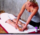 Innocent Massage Time - Anastasia - All Girl Nude Massage 4