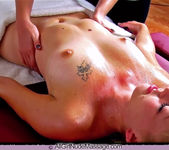 Innocent Massage Time - Anastasia - All Girl Nude Massage 9