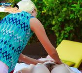 Rub My Naked Body - Annabelle Lee - All Girl Nude Massage 6