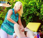 Rub My Naked Body - Annabelle Lee - All Girl Nude Massage 7