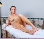 Amazing Spa Massage - Alina Lubov - All Girl Nude Massage 2