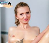 Amazing Spa Massage - Alina Lubov - All Girl Nude Massage 9