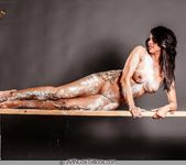 Suspense - Brianna - Art Nude Tattoos 14