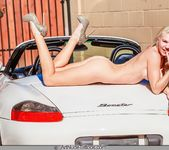 My Car - Christine - Art Nude Tattoos 4