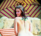 Lawn Chair Nudes - Sasha - Art Nude Tattoos 11