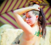 Lawn Chair Nudes - Sasha - Art Nude Tattoos 13