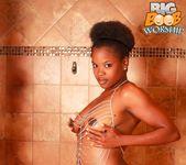 Shiny Wet - Alli - Big Boob Worship 11