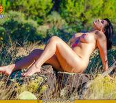 Sunning my Tits - Ashlynn - Big Boob Worship 11