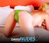 Stretching Out - Kelsey - David Nudes 7