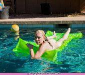 Swim With Me - Amanda - Happy Naked Teen Girls 4