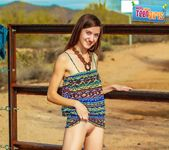 Youthful Energy - Claire - Happy Naked Teen Girls 6