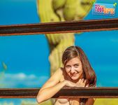 Youthful Energy - Claire - Happy Naked Teen Girls 15