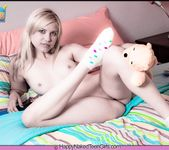 My Teddy Bear - Amanda - Happy Naked Teen Girls 10