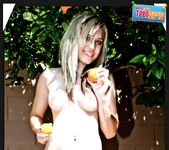 Like My Orange? - Amanda - Happy Naked Teen Girls 6