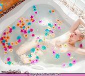 Bath Time - Amber - Happy Naked Teen Girls 11