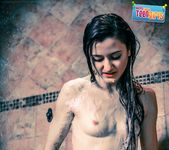 Soapy Clean - Claire - Happy Naked Teen Girls 11