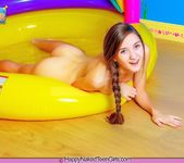 OMG This Feels Good! - Claire - Happy Naked Teen Girls 3