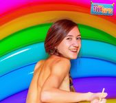 OMG This Feels Good! - Claire - Happy Naked Teen Girls 11